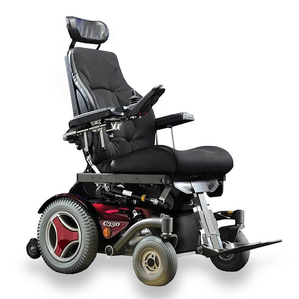C350 Corpus Power Wheel Chair