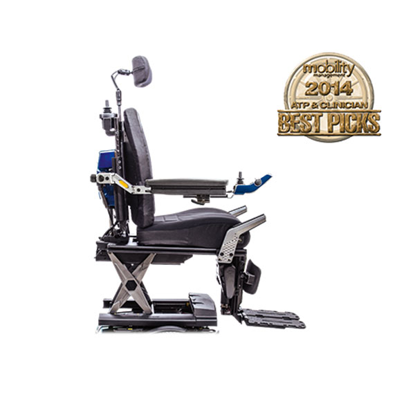 Quantum Q6 Edge 3 Power Chair – Powered and Scripted